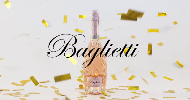Preview image of Baglietti No.7 Organic Extra Dry Sparkling Rose, 7 video
