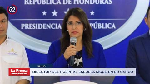 Noticiero: Ministra de Salud de Honduras:
