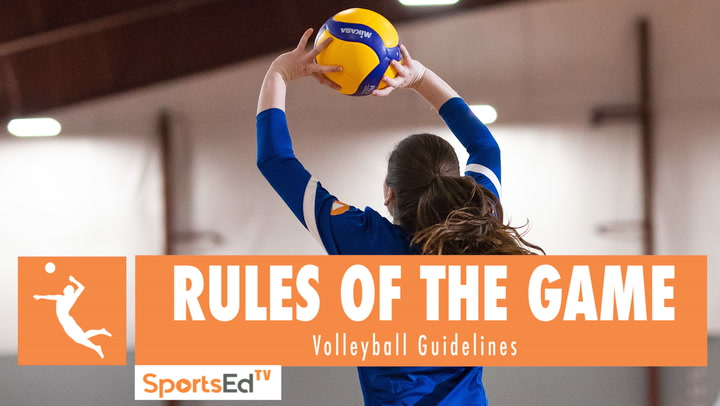 VOLLEYBALL RULES: HOW TO PLAY THE GAME