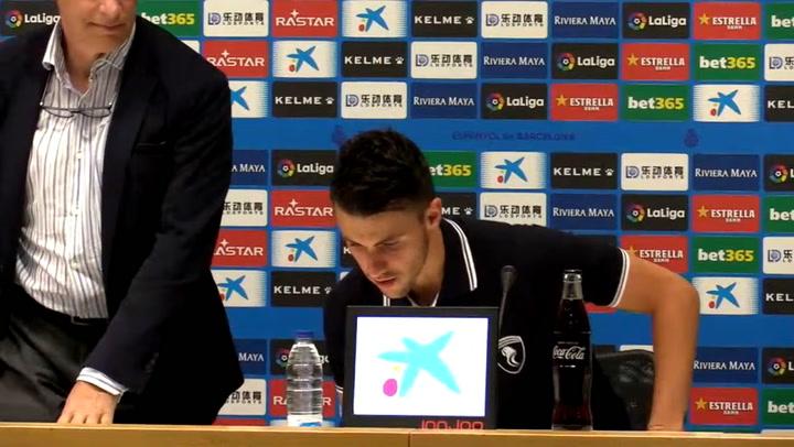 El RCD Espanyol presenta a Sébastien Corchia