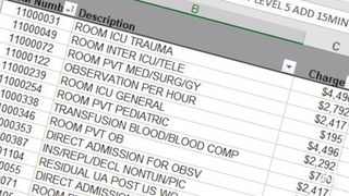 Who can understand hospital price lists?