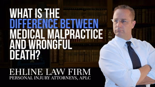 Thumbnail image for What Is The Difference Between 'Medical Malpractice' And 'Wrongful Death'?