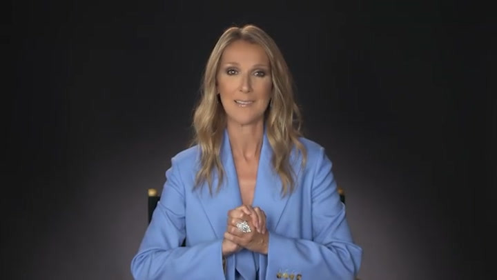Celine Dion delivers unfortunate news but heartfelt video