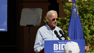 Joe Biden Las Vegas Rally Highlights – Video