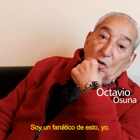 Pesar por el fallecimiento del cantautor Octavio Osuna