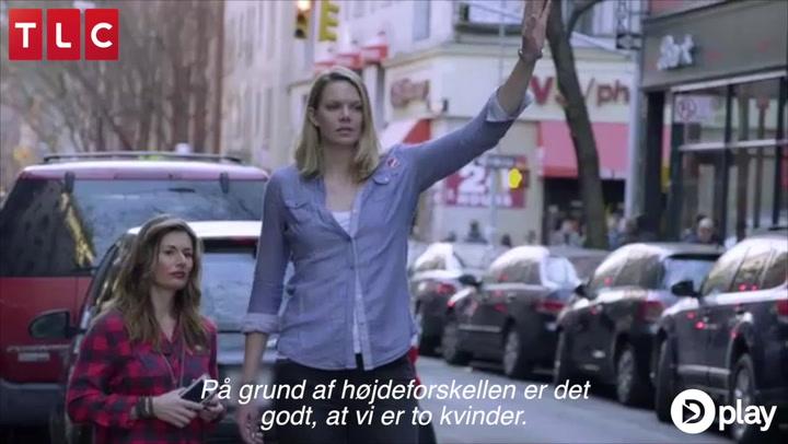 Mød kæmpekvinden fra New York