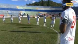 Minuto de silencio por la muerte de Maradona en duelo entre Olimpia y Honduras Progreso