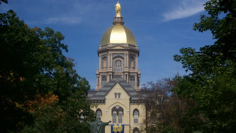Pence: Notre Dame  Commencement Speaker