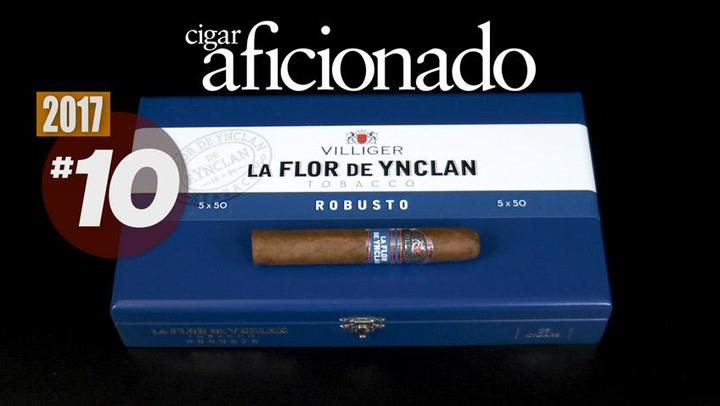 No. 10 Cigar of 2017