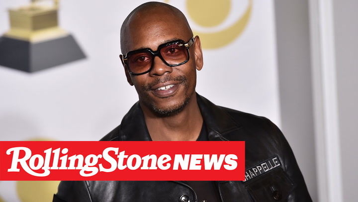 Watch Dave Chappelle's Fiery Emmys Acceptance Speech | RS News 9/21/20