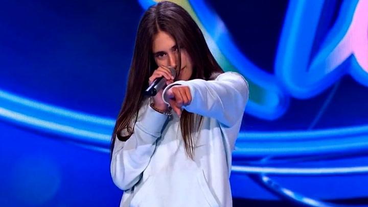 La hija de la ex Miss España, Raquel Rodríguez, una de las grandes favoritas para ganar \'Idol Kids\'