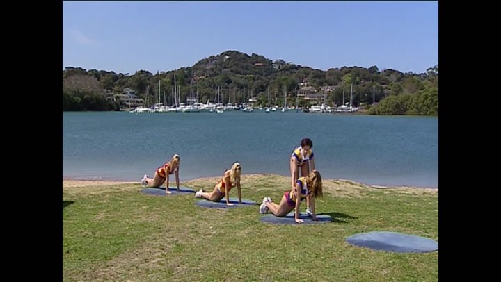 June - Bayview Park - Body Conditioning