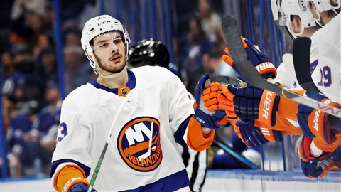 Staple on Islanders' mistakes that led to Game 2 loss against Lightning