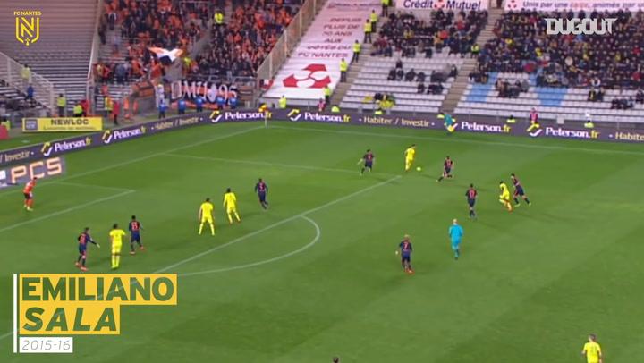 FC Nantes top five goals vs Lorient