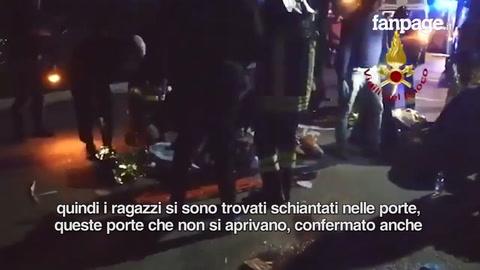 Al menos seis muertos y decenas de heridos en estampida en una discoteca de Italia