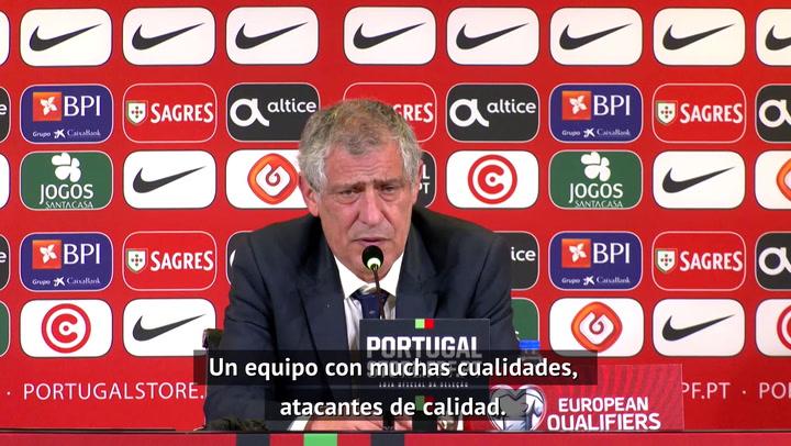 Santos pide más a Portugal tras la victoria por la mínima sobre Azerbaiyán