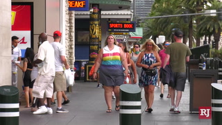 Vegas tourists react to mask mandate – VIDEO
