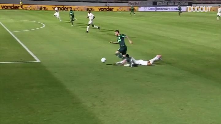 Trọn bộ bàn thắng của Palmeiras tại Cúp Quốc gia Brazil (2020-21)