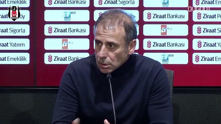 Abdullah Avcı Erzincanspor Maçı Sonrası Basın Toplantısı