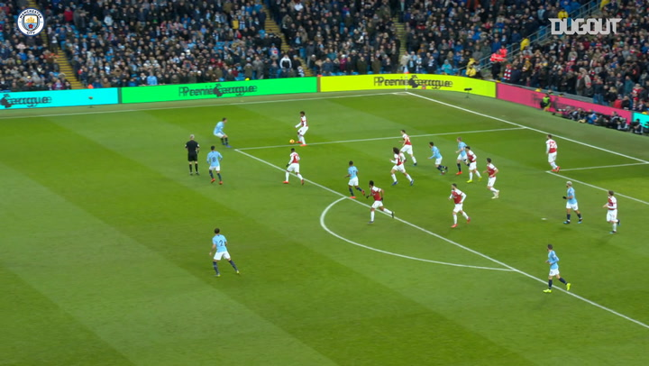 Hat-Trick Heroes: Sergio Agüero vs Arsenal
