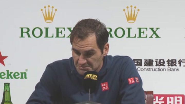 """Federer: """"No conozco a Piqué, así que no sé en qué hemos de trabajar"""""""