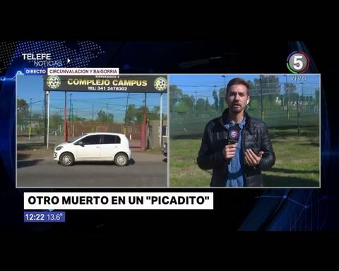 Un hombre cayó muerto de un paro mientras jugaba al fútbol con amigos
