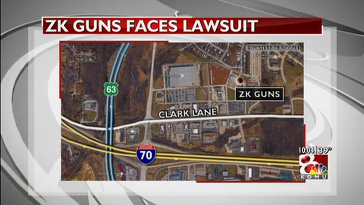 Columbia gun store owner accused of ripping off customers