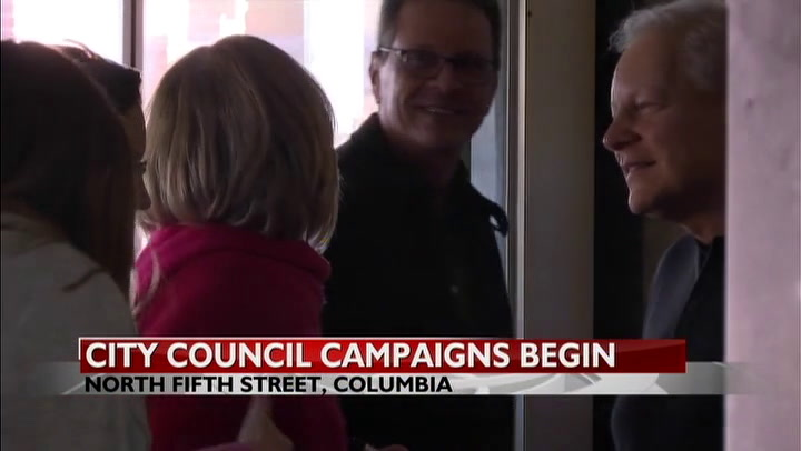 Columbia City Council candidates kick off campaigns