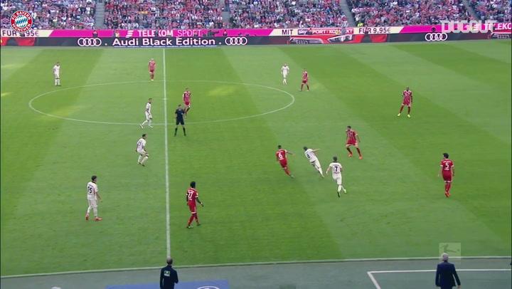 Thiago'nun Bayern Kariyerinden Özel Kesitler