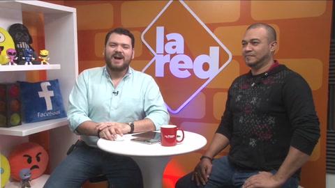 La Red: El cantante hondureño Adrián Sigfred nos visita. Programa completo del 28 de noviembre del 2018