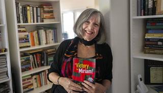 Las Vegas author discusses her recent book