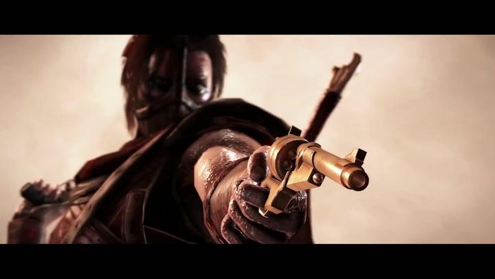 'Mortal Kombat X': Kombat Class - Erron Black