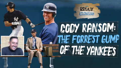 Find out why Cody Ransom is the Forrest Gump of the Yankees