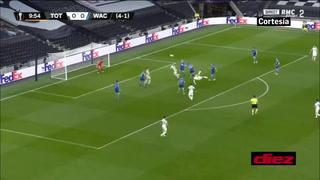Otro lujito: Dele Alli se luce con fantástica chilena en triunfo del Tottenham ante Wolfsberg en la Europa League