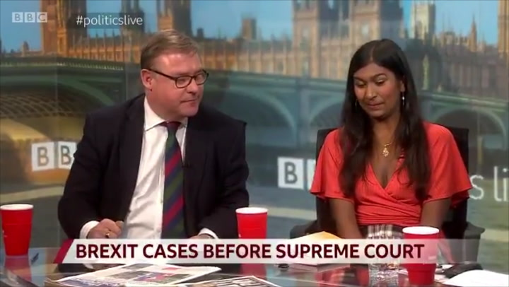 Mark Francois says 'country will explode' if we don't leave EU on Oct…