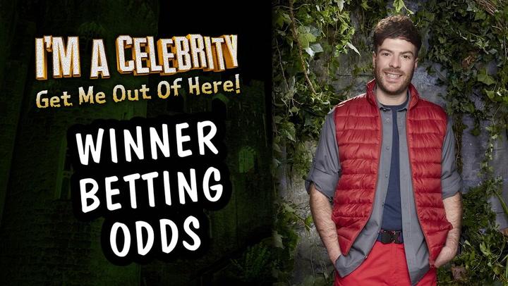 Im A Celebrity Final Betting Odds
