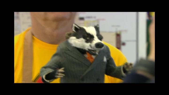 Fantastic Mr. Fox - Behind the Scenes Clip No. 1