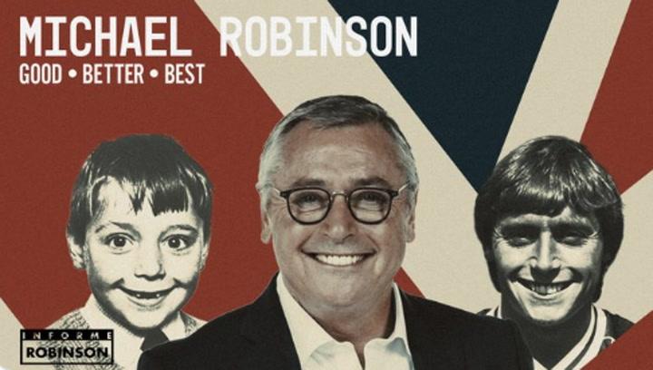 'Good, Better, Best', el emotivo documental en homenaje a Michael Robinson que estrenará #Vamos