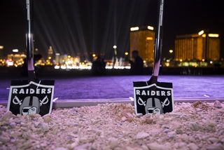 Vegas Nation: Carr Misses Groundbreaking Ceremony