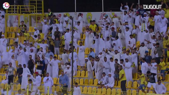 Arabian Gulf League: Fabio Lima's last minute goal vs Sharjah