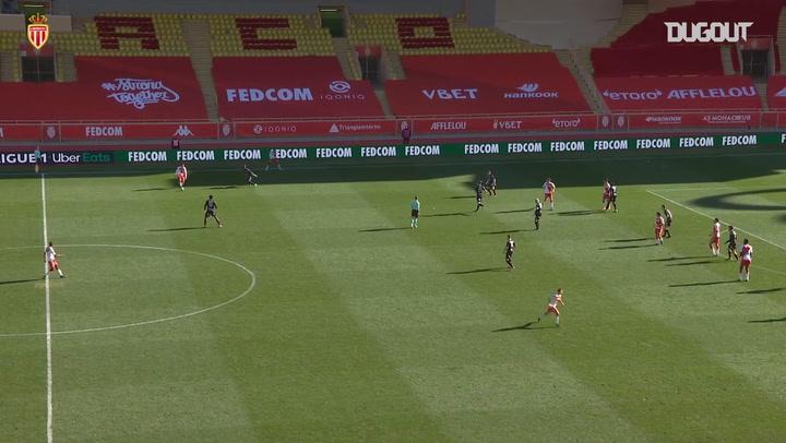 Wissam Ben Yedder's superb equaliser vs Lorient
