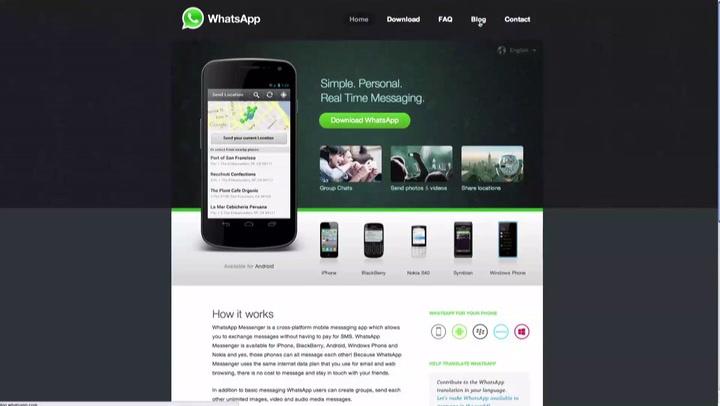 Whatsapp retrasa su cambio de normas de servicio tras huida de usuarios