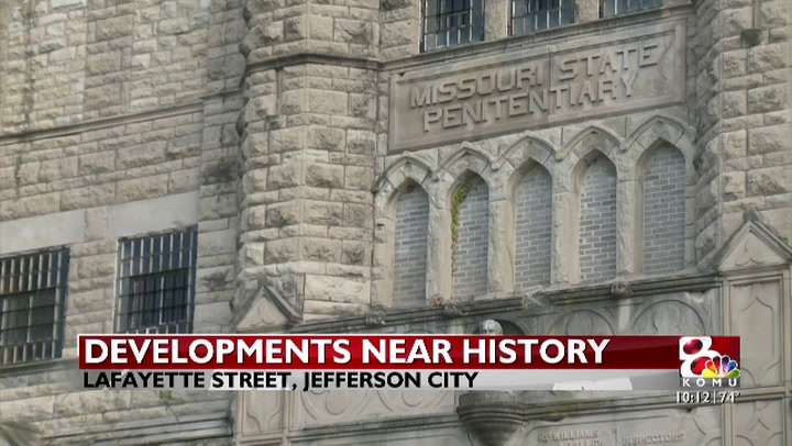 Jefferson City land development plans move forward