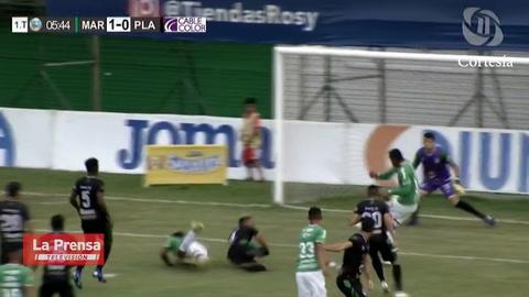 Marathon 3-1 Platense (Liga Nacional)