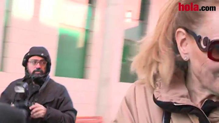 Rosa Benito: 'Estoy mejor y quiero recuperarme al cien por cien para volver con fuerza'