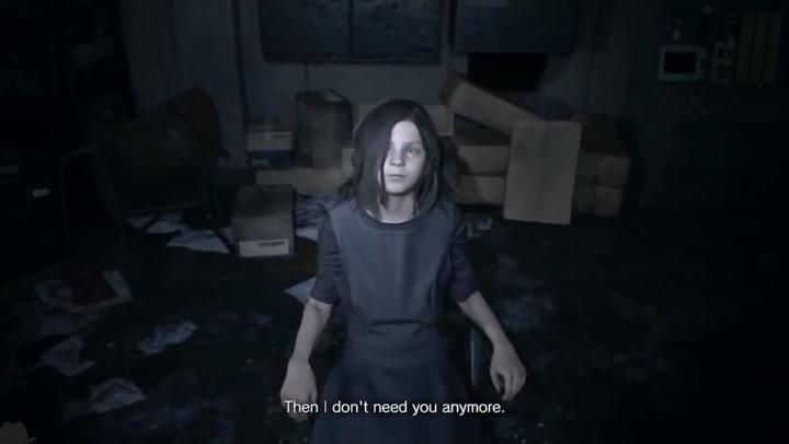 Eveline Resident Evil