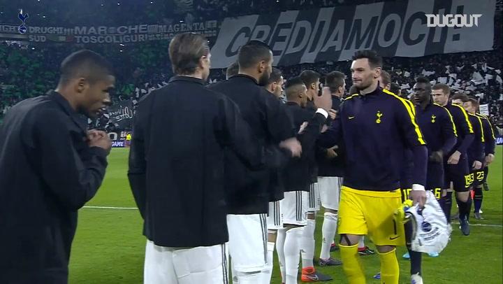 Remontadas: El Tottenham ante la Juventus FC