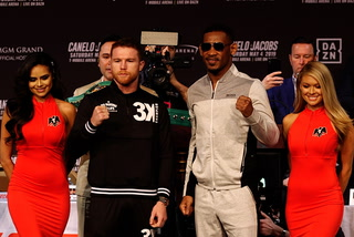 Canelo Alvarez-Daniel Jacobs final press conference – VIDEO