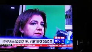 Honduras confirma primera muerte de paciente por coronavirus
