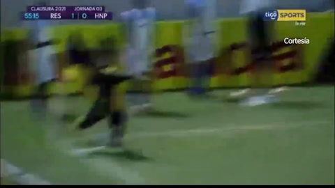 Real España 1-0 Honduras Progreso (Liga Salvavida)